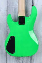 Load image into Gallery viewer, Jackson JS1X CB Minion AH FB - Neon Green w/ Gig Bag