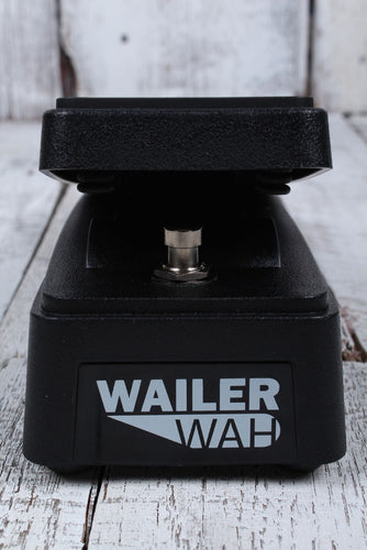 Electro Harmonix Wailer Wah Electric Guitar Effects Pedal Rack and Pinion Style