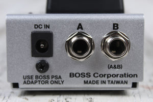 BOSS FS-7 Dual Foot Switch for Effects Pedal and Amplifier Channel Switching