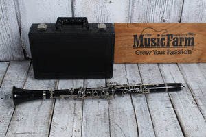 Used  Selmer Cl300 Clarinet with Case