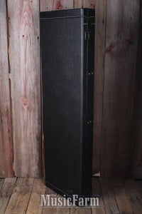 Used Black Tolex Hardshell Case