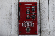 Load image into Gallery viewer, DigiTech Whammy Ricochet Pitch Shift Electric Guitar Effects Pedal w True Bypass