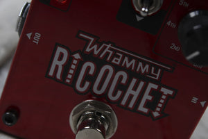 DigiTech Whammy Ricochet Pitch Shift Electric Guitar Effects Pedal w True Bypass