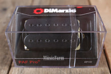 Load image into Gallery viewer, DiMarzio PAF Pro Electric Guitar Humbucker Pickup Neck or Bridge Pickup DP151BK