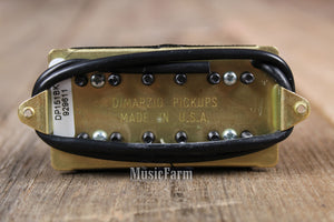 DiMarzio PAF Pro Electric Guitar Humbucker Pickup Neck or Bridge Pickup DP151BK