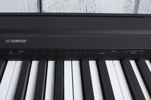 Load image into Gallery viewer, Yamaha P45B 88 Key Digital Piano with Power Supply & Sustain Pedal in Black