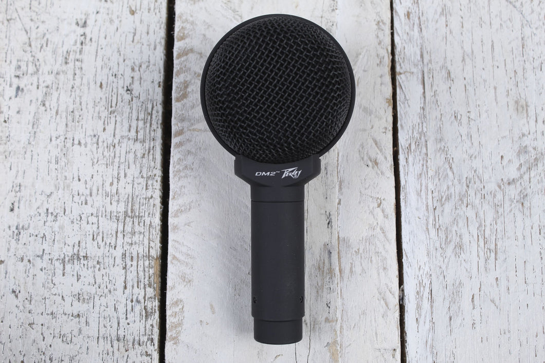 Peavey DM2 Dynamic Instrument Microphone