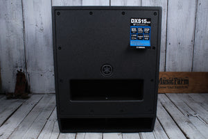 "Yamaha Powered Subwoofer - 1020W 15"" Driver"