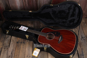 Guardian CG020D Dreadnought Acoustic Guitar Hardshell Case Black