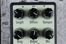 Load image into Gallery viewer, EarthQuaker Devices Afterneath Version 2 Electric Guitar Reverb Effects Pedal