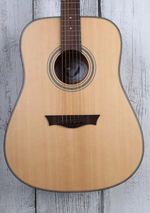 Dean St Augustine Dreadnought Acoustic Guitar All Solid Wood with Free Stuff