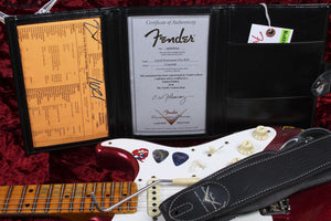 Fender® Custom Shop LTD 58 Stratocaster Electric Guitar Heavy Relic w Case and C