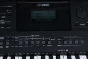 Yamaha 61-Key High Level Portable Keyboard with