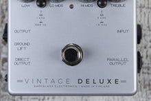 Load image into Gallery viewer, Darkglass Electronics Vintage Deluxe V3 Bass Guitar Preamp Effects Pedal