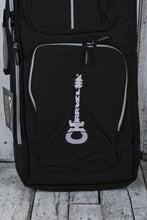 Load image into Gallery viewer, Charvel Multi Fit Deluxe Universal Electric Guitar Padded Gig Bag with Straps