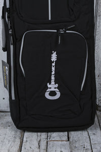 Charvel Multi Fit Deluxe Universal Electric Guitar Padded Gig Bag with Straps