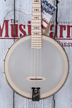 Load image into Gallery viewer, Deering Goodtime Banjo Tenor Ukulele Banjolele