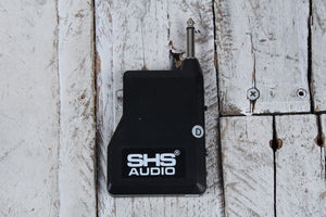 SHS Audio UHF Rechargable Wireless Hand Held - Channel C