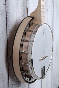 Deering GT2BR Goodtime 2 Two 5 String Banjo with Maple Resonator Made in the USA
