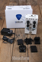 Load image into Gallery viewer, DigiTech SDRUM Auto-drummer Pedal