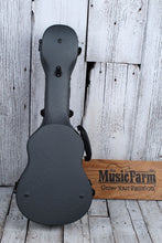 Load image into Gallery viewer, Kala Tenor Ukulele Hardshell Case Injection Molded ABS Plastic HC-CHAR-T