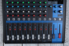 Load image into Gallery viewer, Yamaha MG12XU 12 Input Four Bus Analog Mixer with USB and Digital Effects