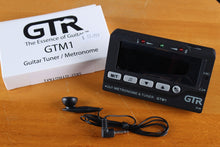 Load image into Gallery viewer, GTR The Essence of Guitar GTm1Tuner Metronome