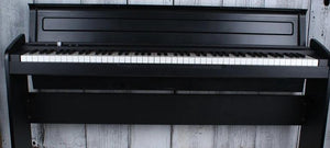 Korg LP-180 Black 88 Key Digital Piano Natural Weighted Hammer Action Keyboard