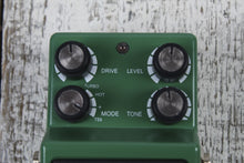 Load image into Gallery viewer, Ibanez TS9DX Turbo Tube Screamer Overdrive Electric Guitar Pedal w FREE CABLES