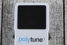 Load image into Gallery viewer, TC Electronic Polytune 2 Electric Guitar Tuner Pedal w Chromatic Strobe Tuning