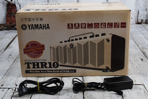Yamaha THR10 Desk Top Guitar Amplifier 10 Watt Solid State Combo Amp with USB