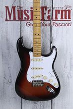 Load image into Gallery viewer, Fender Jimi Hendrix Stratocaster® Maple Fingerboard 3-Color Sunburst
