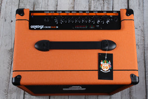 Orange CRUSH BASS 50 Electric Bass Guitar Amplifier 50 Watt 1 x 12 Combo Amp