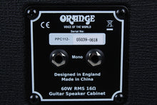 Load image into Gallery viewer, Orange PPC112 Electric Guitar Amplifier Cabinet 60 Watt 1 x 12 Celestion Amp Cab