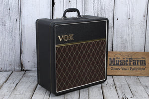 Vox AC4C1-12 Electric Guitar Amplifier Custom Series 4 Watt 1x12 Tube Combo Amp