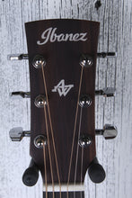 Load image into Gallery viewer, Ibanez AW150CE Dreadnought Cutaway Acoustic Electric Guitar Open Pore Natural