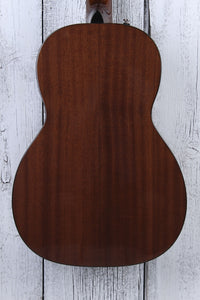 Fender® CP-60S Parlor Body Acoustic Guitar Solid Spruce Top Natural Gloss Finish