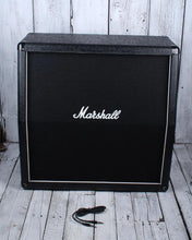 Load image into Gallery viewer, Marshall Angled Electric Guitar Amplifier Speaker Cabinet 240W Amp Cab MX412A-E