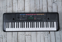 Load image into Gallery viewer, Yamaha PSRE263 61 Key Portable Keyboard with 400 Voices and Bonus Survival Kit