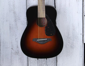 Yamaha FG Junior 3/4 Size Acoustic Guitar JR2 TBS Tobacco Sunburst with Gig Bag