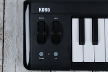 Load image into Gallery viewer, Korg microKEY2 61 Mini Key Controller 61 Key USB Keyboard Controller w Mod Wheel