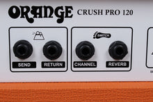 Load image into Gallery viewer, Orange Crush CR120H Electric Guitar Amplifier Head Twin Channel Solid State Amp