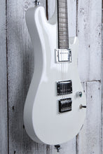 Load image into Gallery viewer, Sozo Z Series Z7CUSTOM Z7 Custom Electric Guitar Snow White with Hardshell Case