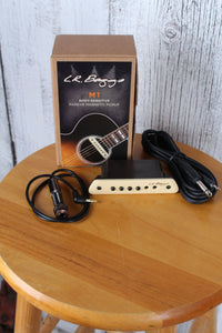 LR Baggs M1 Acoustic Guitar Humbucking Soundhole Passive Magnetic Pickup