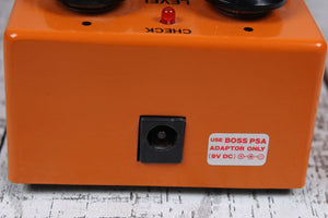 Used BOSS DS-1 Distortion Pedal