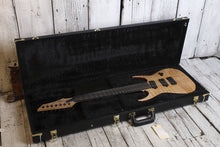 Load image into Gallery viewer, Dean USA RC7 Electric Guitar 7 String Rusty Cooley Flame Top Custom Oil w Case