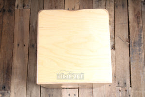 Stagg CAJ-50M Sunburst Medium Sized Cajon w/ Gig Bag