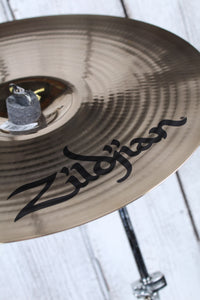 Zildjian A20582 A Custom 16 inch Projection Crash Drum Cymbal Medium Thin USA