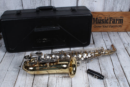 Used Selmer AS600 Aristicrat Alto Saxophone with Case