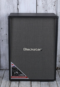 Blackstar HT212VOC MkII Vertical 2x12 Electric Guitar Amplifier Speaker Cabinet